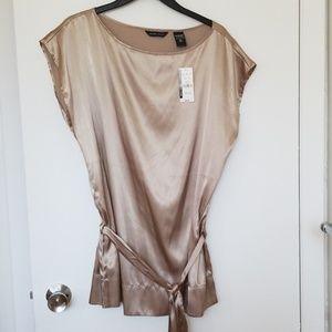 NY & Co dressy top